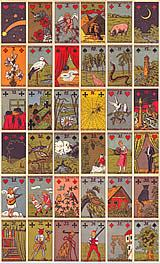 Lenormand Horoscope