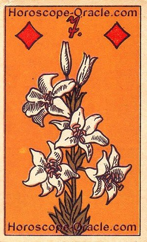 Lilies is your horoscope