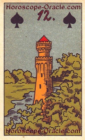 Tower is your horoscope