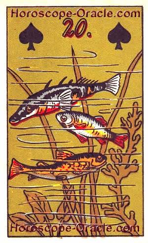 Today's horoscope Leo the fishes