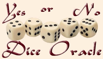 Yes No Dice Oracle