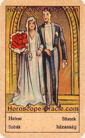 Marriage is your daily Horoscope