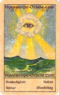 Fortune Tarot the constancy meaning
