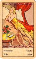 Fortune Tarot the desire meaning