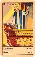 Fortune Tarot the ecclesiastic meaning