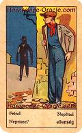 Fortune Tarot the enemy meaning