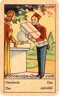 Fortune Tarot the gift meaning