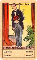 Fortune Tarot the lover meaning
