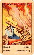 Fortune Tarot the misfortune meaning