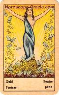 Fortune Tarot the money meaning