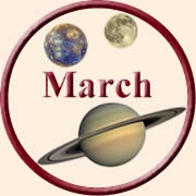 Horoscope March 2018