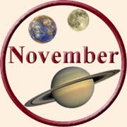 Horoscope November 2018